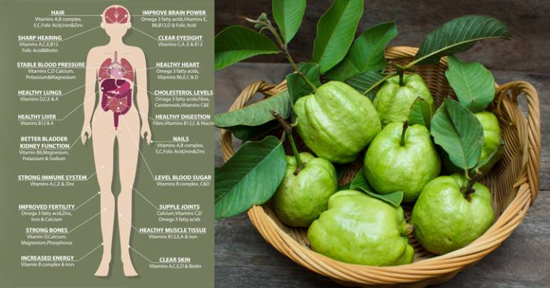 10 Incredible Health Benefits of Guava