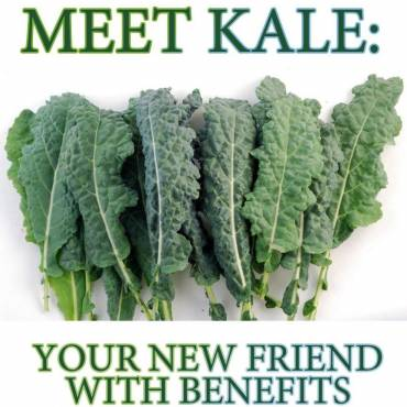 10 Health Benefits of Kale